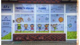 Czytaj więcej o: Galeria – nowy żłobek ul. Trawowa 57A